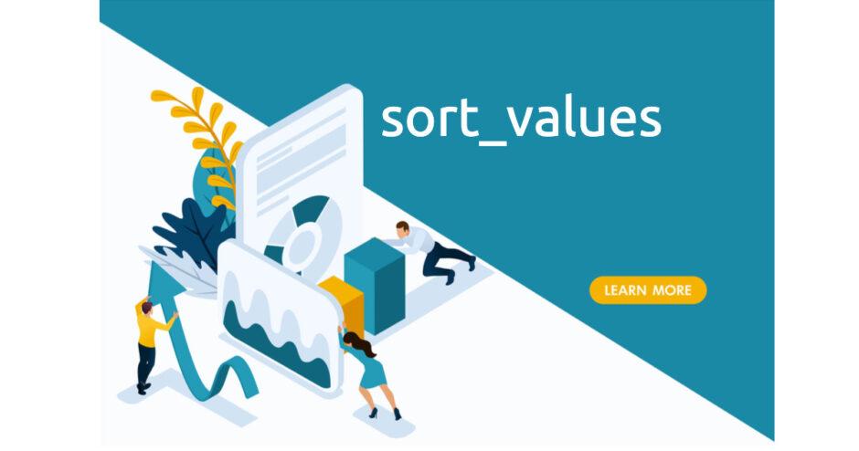 Pandas_sort_values